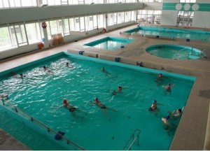 ustroń basen solankowy
